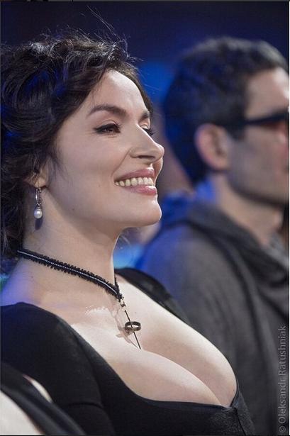 Фото грудь грановская