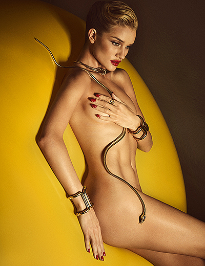 фото роузи хантингтон уайтли голая