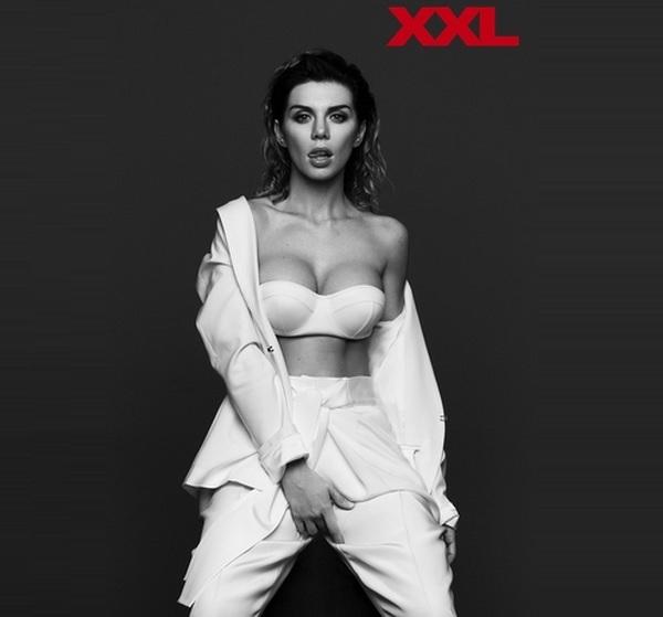 Анна Седокова снялась в очень сексуальной фотосессии для XXL (фото).